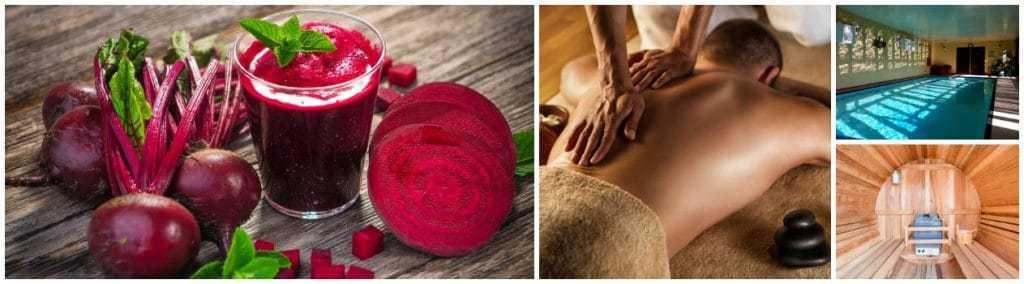 Juice Detox Retreats with Yoga