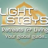 light stays logo