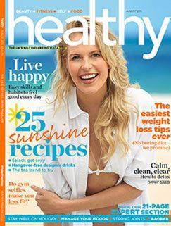 Platinum Healing Retreat in Healthy Magazine