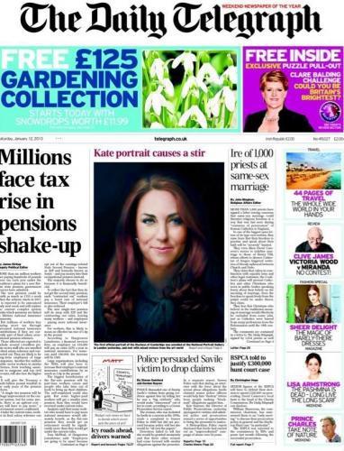 Platinum Healing Retreats in the Telegraph
