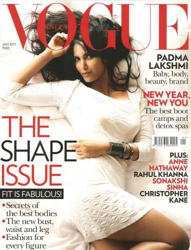 Vogue Feature India Retreat the Founder Managed