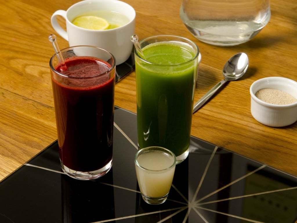 Juice Detox Retreat England