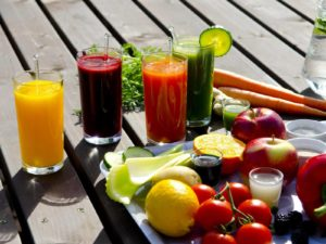 Juice Detox and Yoga retreats