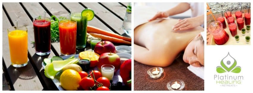 Juice Detox Retreats UK