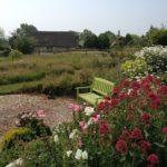 Sussex Retreat Meditation Garden
