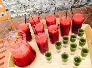 Juice Detox with Platinum Healing