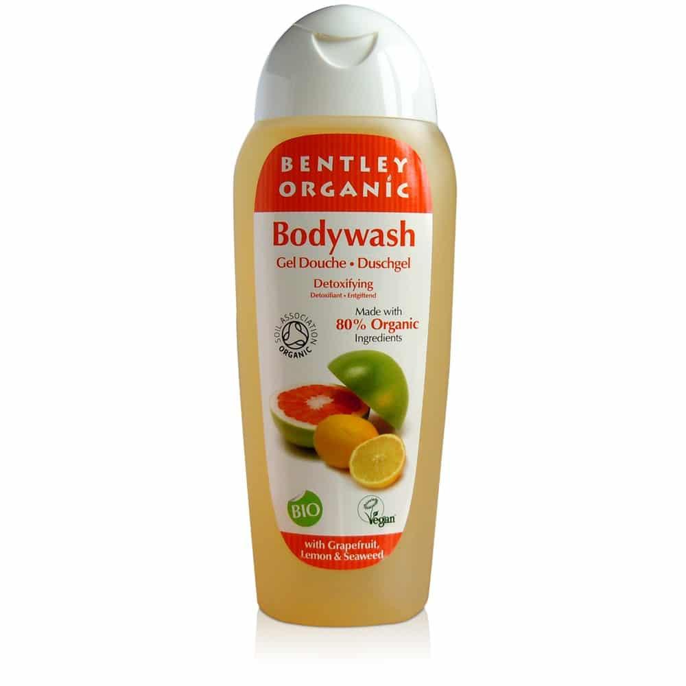 detoxifying bodywash