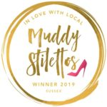 Platinum Healing Muddy Stilettos Award