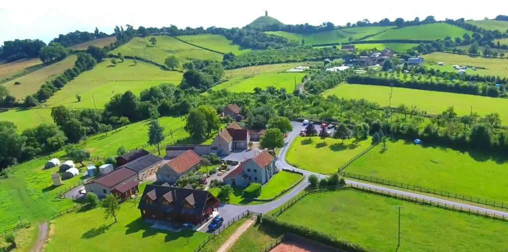 Platinum Healing Retreat in Glastonbury