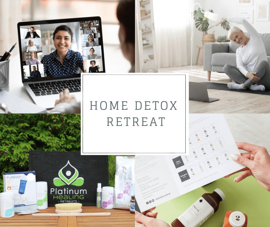 Home Detox Retreat UK
