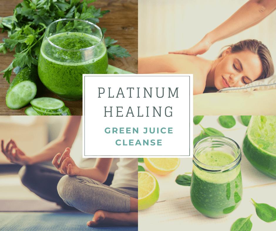 Green Juice Cleanse Retreat UK