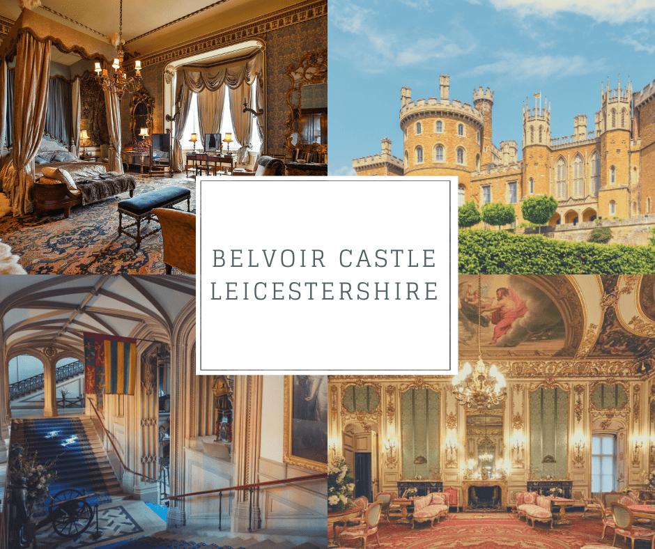 Detox Retreat at Belvoir Castle Leicestershire