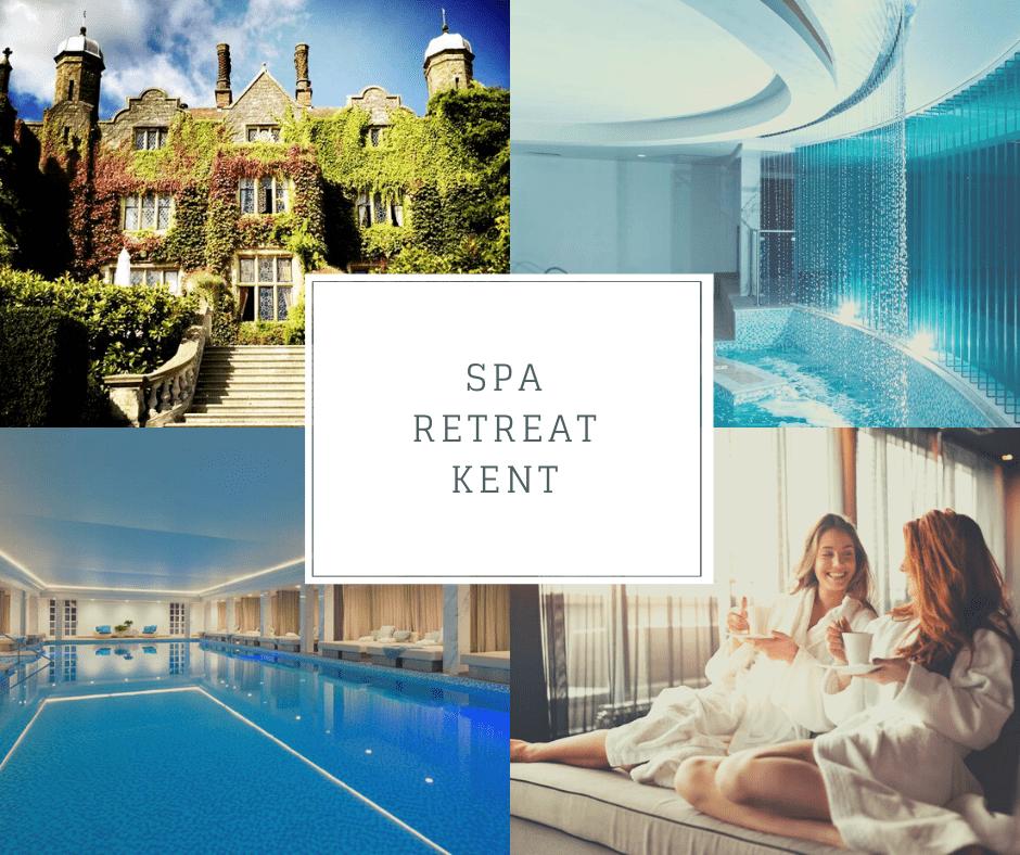 Spa Detox Retreat in Kent