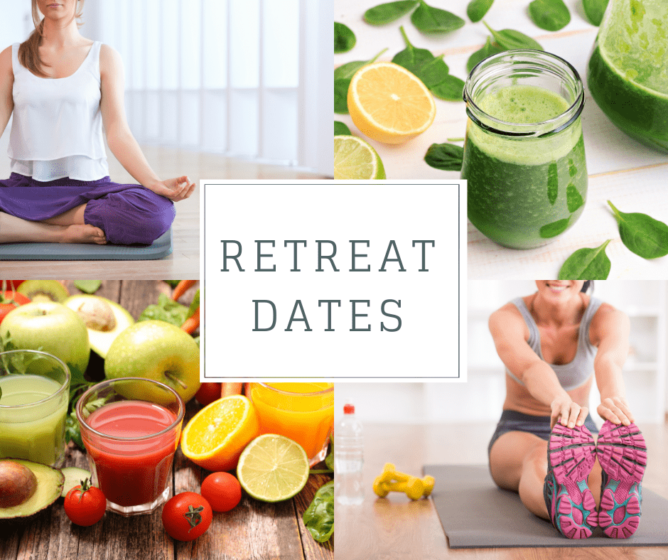 Juice Detox and Yoga Retreat England