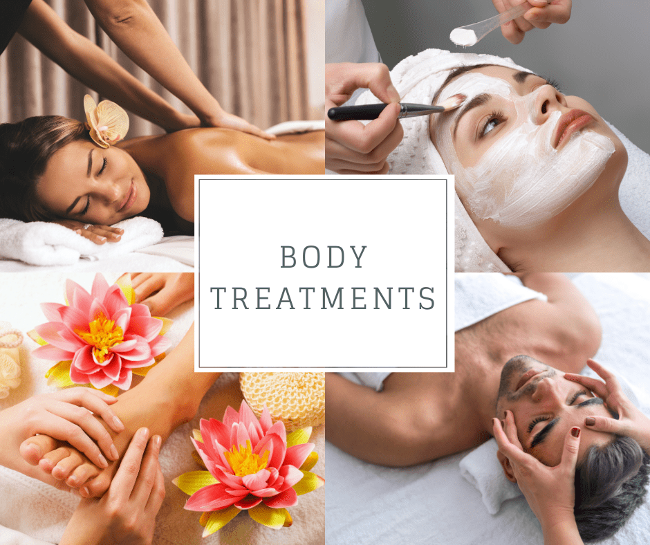 Body Treatments on Retreat in England UK