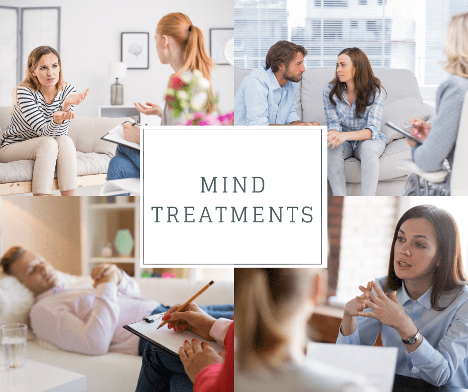Mind and Body Therapies and Treatments