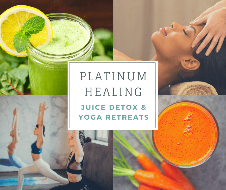 Juice Detox and Yoga Retreat UK